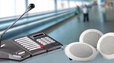 Acil Anons ve Seslendirme Sistemleri